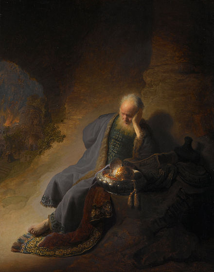 Jeremiah Rembrandt